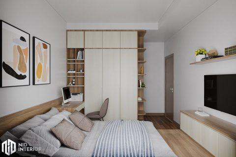 Thiết kế nội thất căn hộ Lavita Charm 2 phòng ngủ