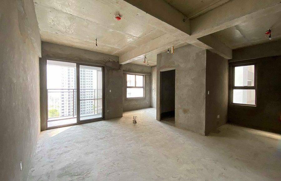 Chia sẻ các bước hoàn thiện nội thất nhà chung cư bàn giao thô