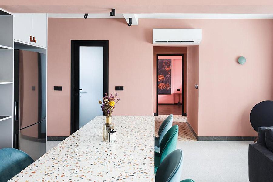 5 kinh nghiệm khi lựa chọn màu sơn cho nhà nhỏ rộng rãi hơn